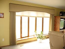 curtains wooden curtain box designs decorating windows treatments