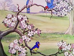 disney film project birds spring
