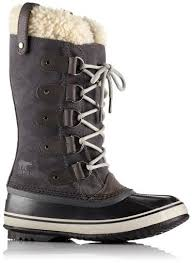 womens leather winter boots canada sorel joan of arctic shearling winter boots s at rei