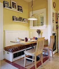 Dining Room Sets With Bench Seating by From Cramped To Comfortable Small Dining Rooms Small Dining And