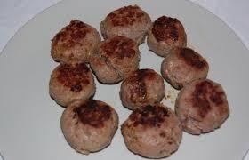 cuisiner des boulettes de viande boulettes de viande à ma façon recette dukan pp par marmotte1983