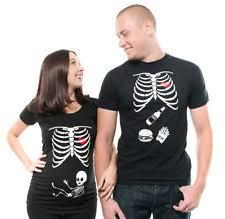 Pregnancy Halloween Costumes Skeleton Maternity Costumes Ebay