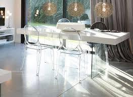 chaise medaillon transparente chaise medaillon transparente design à la maison