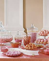 candy buffet more rose gold i said yes pinterest buffet
