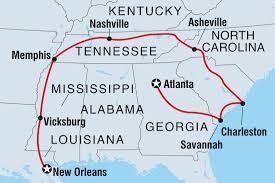 Southern Comfort Norfolk Southern Comfort Usa United States Tours Intrepid Travel Us