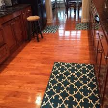 Kitchen Rugs For Hardwood Floors by Stunning Rug In Kitchen With Hardwood Floor Kitchen Rugs For Wood