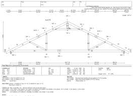 attic truss design all about roofs pitches trusses and framing diy attic truss designed with mitek 7 5 0 showing lfl top bottom chords garage