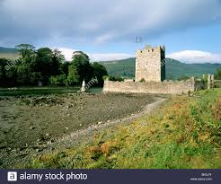 narrow water castle on clanrye river carlingford lough county
