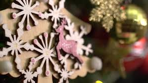video 4k decorating cookies of ginger cake for christmas multi