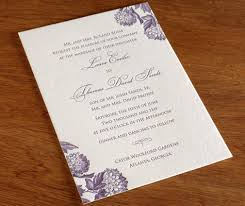 marriage invitation websites affordable letterpress invitation options saving money with