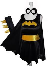 Batwoman Halloween Costume Batwoman Batgirl Superhero Hero Fancy Dress Costume Comic
