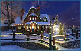 white christmas 3d screensaver 1 0 download free