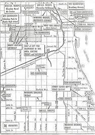 Gangs Chicago Map by Riots In 1968