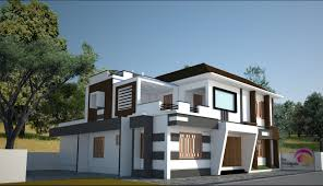 contemporary style kerala home design veedu designs kerala home designs