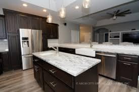 light granite countertops with dark cabinets light granite countertops elegant kitchen modern kitchen idea in