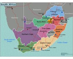 Map Of South India by Maps Of South Africa Detailed Map Of Republic Of South Africa In