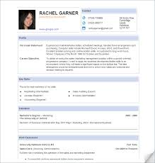Online Resumes Examples by Online Resume Format Resume Format