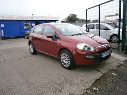 used fiat punto evo manual for sale motors co uk