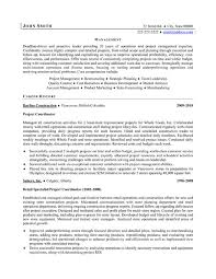Pmo Cv Resume Sample by Click Here To Download This Project Coordinator Resume Template