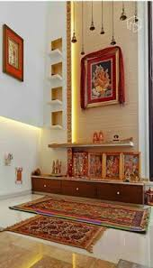 Puja Room Designs Simple Yet Cannot Be Ignored Home Interiors 1 Pinterest Puja