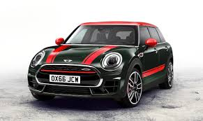 Mini Clubman Towing Capacity 2017 Mini John Cooper Works Jcw Clubman Offers Impressive