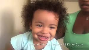 biracial toddler boys haircut pictures biracial mixed toddler boy hair care 2 kinky curly youtube