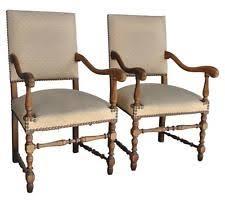 chaises louis xiii chaises et fauteuils du xixe siècle louis xiii ebay