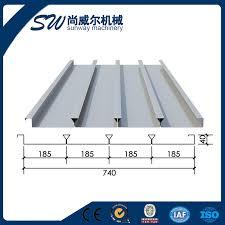 dipped galvanized metal floor decking sheet anti earthquake