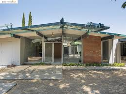 eichler plans barely touched concord eichler asks 775k curbed sf