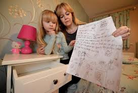 little pens sad letter to burglars who robbed her home ny