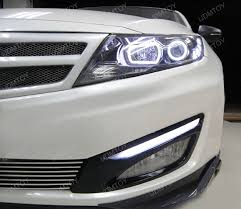 Led Stick On Lights Kspeed Kia Optima K5 Glow Stick Oem Fit Led Daytime Running Lights