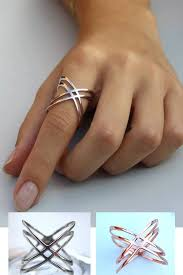 cross rings silver images X ring criss cross ring gold x ring sterling silver x jpg