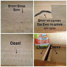 how to remove grease from oak cabinets best product for getting grease wooden kitchen cabinets