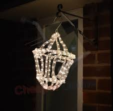 Christmas Decorations For Outdoor Lanterns by 38cm Outdoor Lantern Rope Light Christmas Decoration Cheaper