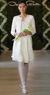 fashion trends for short wedding dresses