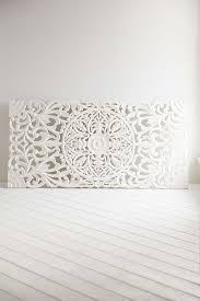 perfect urban outfitters headboard amira carved wood headboard