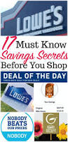 saving money at lowe u0027s the must know tricks before shopping