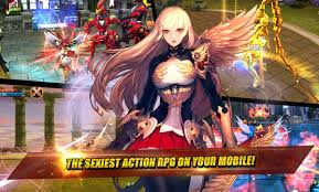 sword chaos sexiest action rpg on your mobile
