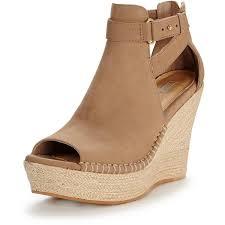ugg wedge sandals sale ugg australia jolina peep toe wedge 220 liked on polyvore