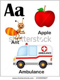 color alphabet stock vectors u0026 vector clip art shutterstock