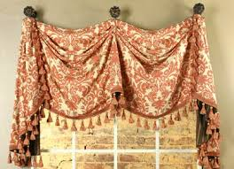 Drapery Knobs Catherine Curtain Valance Sewing Pattern Pate Meadows Designs