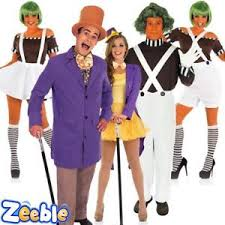 oompa loompa costume couples oompa loompa costume wig willy wonka fancy dress