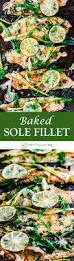 Fish Mediterranean Style Baked Sole Fillet Recipe The Mediterranean Dish