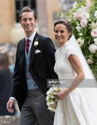 St Mark S Church Berkshire Wedding Of Pippa Middleton And James Matthews Photos And Images