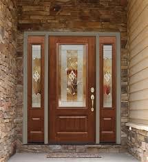Steel Vs Fiberglass Exterior Door Therma Tru Home Depot Steel Entry Door Reviews Best Fiberglass