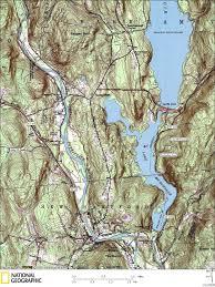 Kayak Map Canoe U0026 Kayaking Map For Lake Mcdonough