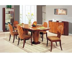 Opus Oak Coffee Table G92 Table 6 Chairs