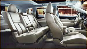 2017 nissan rogue interior 3rd row comparison nissan rogue suv 2015 vs land rover discovery