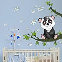 stickers panda chambre bébé amazon fr panda chambre de bébé bébé puériculture