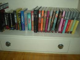 Quirky Bookcase All About N Bookcase Of The Week Starring Stacie Of